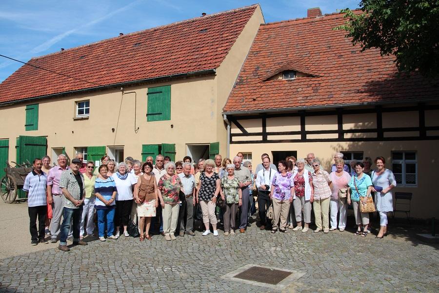 Heimatverein Elsterwerda und Umgebung e. V. - Sachsenfahrt